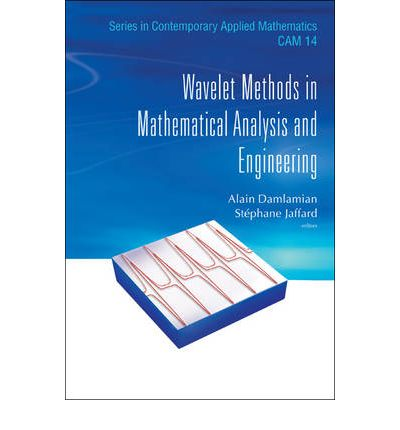 Wavelet Methods in Mathematical